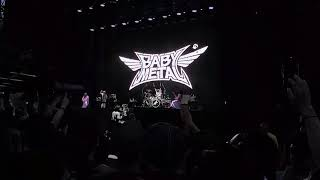 Gambar cover BABYMETAL summer sonic 2017 TOKYO Catch me if you can    CMIYC