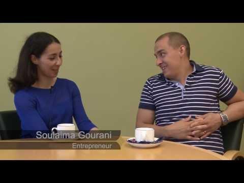 Soulaima Gourani - Nordic Thinkers 20