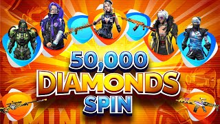 Free Fire Live Diwali New Event 75,000+ Diamond Spin - Total Gaming