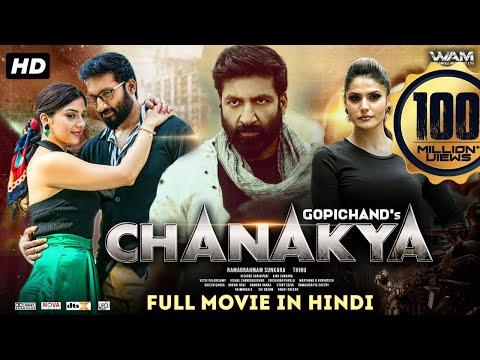 Chanakya Full Movie (2020) New Released Hindi Dubbed Movie   Gopichand, Mehreen Pirzada, Zareen Khan