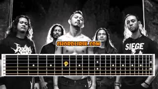Burgerkill Under The Scars cover