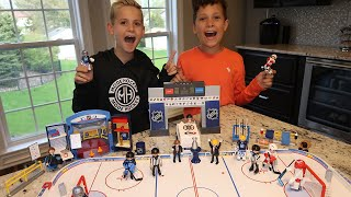 Stanley Cup PlayMobil Eastern Conference Finals Boston Bruins vs Carolina Hurricanes