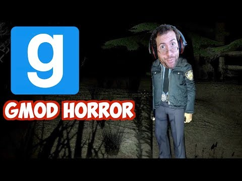 THE SCARES ARE BACK! Garry's Mod Horror With Lordminion777! Runaway Part 1