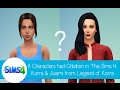 If Cartoon Characters had Children in the Sims 4 - Korra & Asami from Legend of Korra