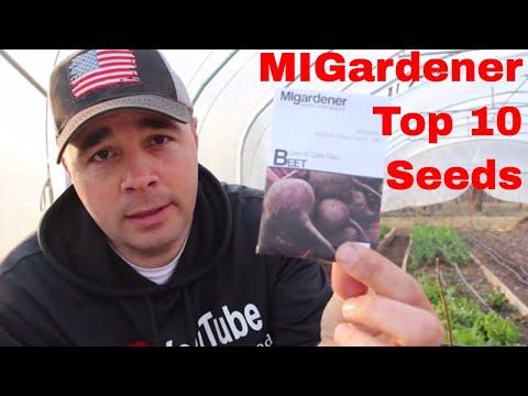 My Top 10 Favorite MIGardener Seeds
