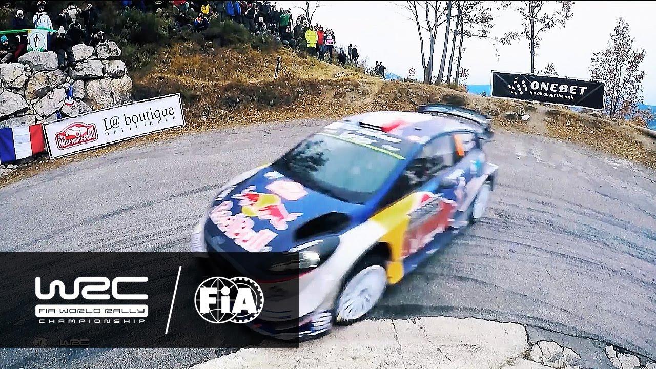 WRC - Rallye Monte-Carlo 2017: Winner Sébastien Ogier - YouTube