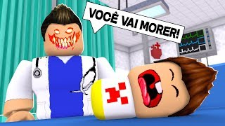 The BABY WENT to the HOSPITAL at ROBLOX!!!