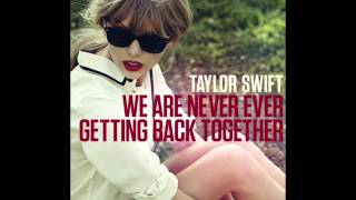 Taylor Swift - We Are Never Ever Getting Back Together Metal/Rock version
