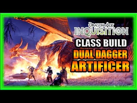 Dragon Age Inquisition Class Build Not So Hidden Blades Dual