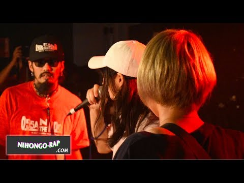 MIRI×ミメイ vs BATTLE手裏剣×セルラ伊藤 | MRJ一周年祭男女2on2 2回戦