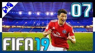 SANDHAUSEN! «🎮» FIFA 19 Karrieremodus HSV ⚽ #07