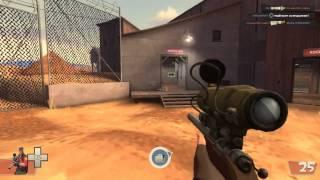 Team Fortress 2 игра по сети с Dan_Prorok