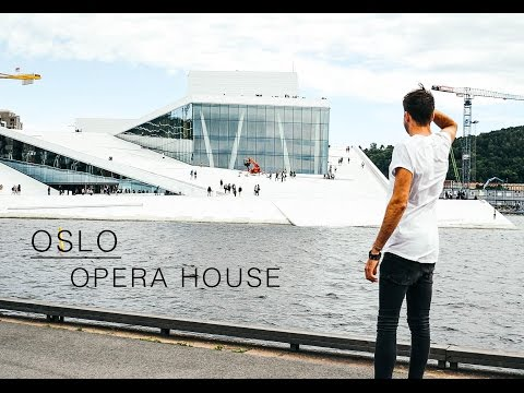 Why I love the Oslo Opera House Architecture