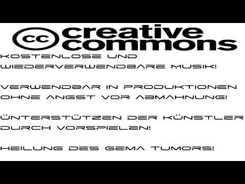 GEMA vs. Creative Commons wiederverwendbare Musik | Ideendiskussion #1