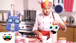 IT'S A KITCHEN TAKEOVER | Toca Kitchen Sushi