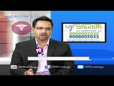 Shuddh Colon Care - Health Line - 19-03-2015 - 99tv