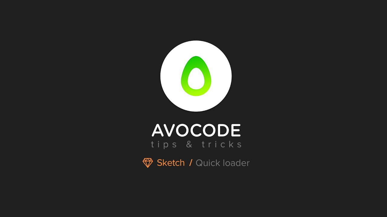 Make a circular loader in Sketch in 30 seconds - Avocode