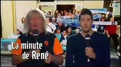 Best of La minute de René Malleville phrases cultes. Allez l'OM !!!