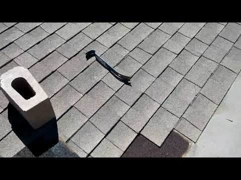 Replacing an Old Flat Roof, DIY instructional video ...A Must watch !!