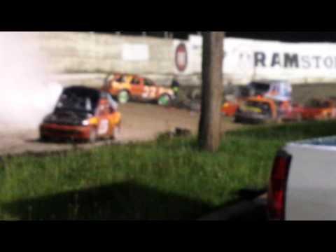 Lebanon Valley Speedway Fatal Crash