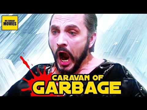 Superman II - Caravan Of Garbage