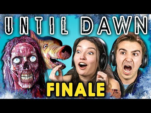 FINAL EPISODE! | UNTIL DAWN - Part 9 (React: Let's Plays)