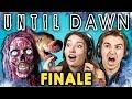 FINAL EPISODE! | UNTIL DAWN - Part 9 (React: Let's Plays)