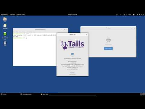 [Anonymous] Tails OS v3.1 | Edward Snowden | Anonymity on the Internet
