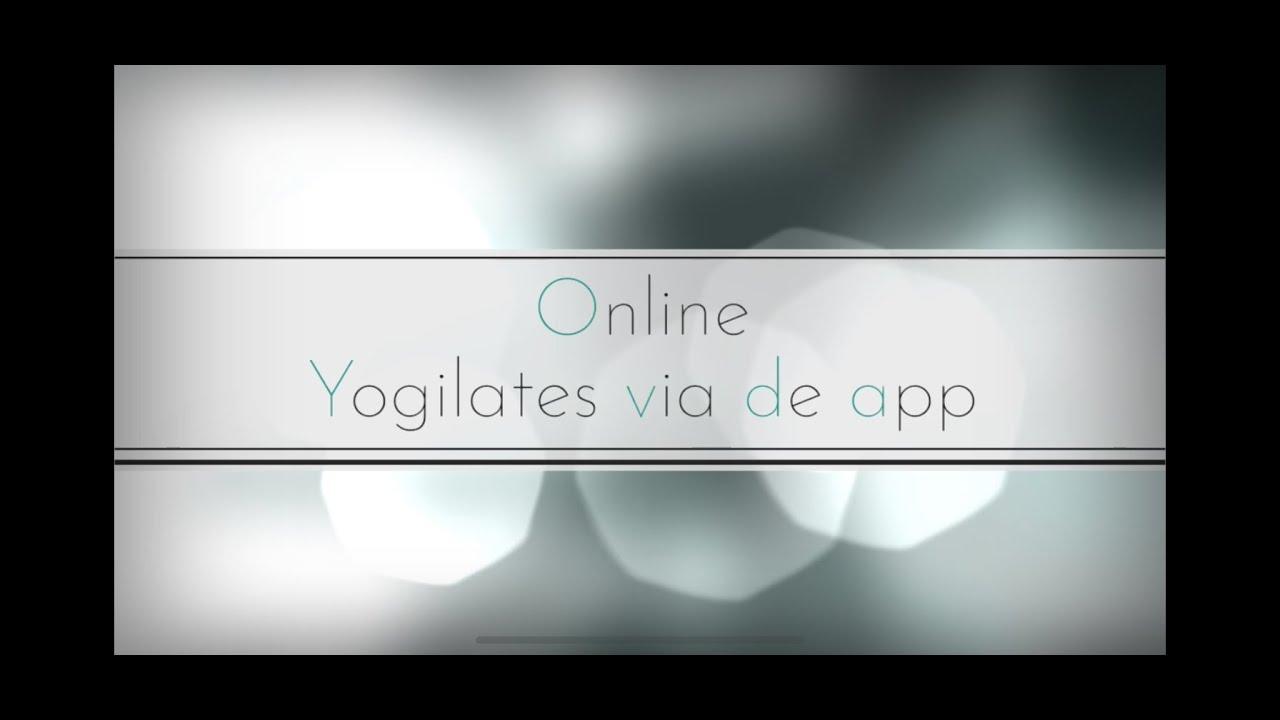 Demo online les yogilates