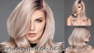 #Mydentity Naked Color Collection