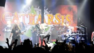 CATHARSIS / Воин света / LIVE (Москва, Red, 01.11.14)