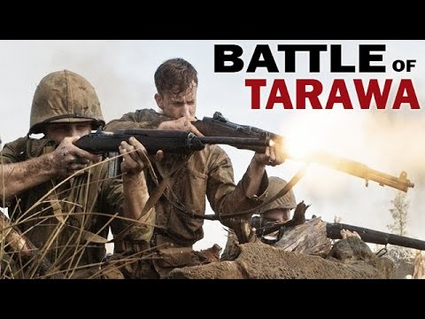 Battle of Tarawa | 1943 | Bloodiest Battle in the Pacific Theater of WW2 | US Army Battle Footage