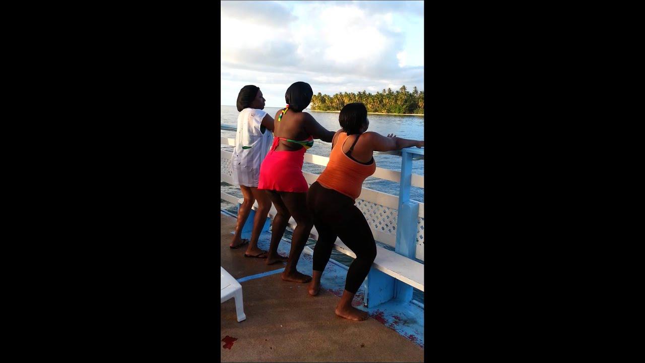 Cuba, Trinidad, girls in school uniforms. (Editorial Use