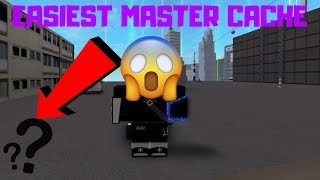 ROBLOX Parkour: Easiest Master Cache For Beginners!!!