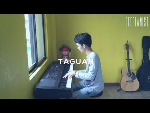 Taguan - Jroa | Piano Cover by Gerard Chua