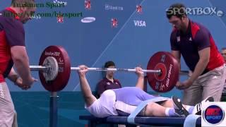Дженнет Орджаева / Паралимпийские игры 2012 Лондон.