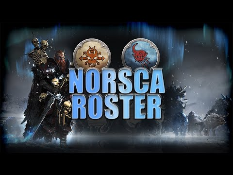 Norsca Roster Guide (UPDATED 2021): Total War Warhammer 2  