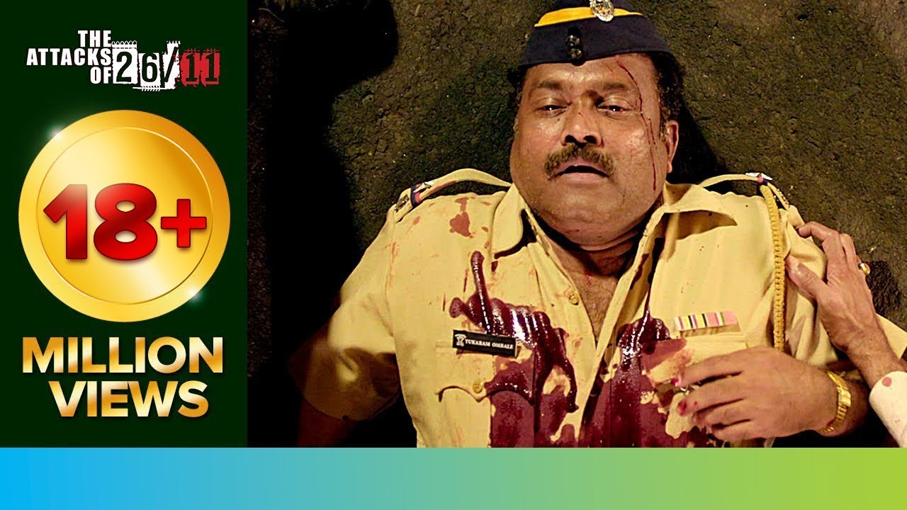 Download Cops catch Kasab   The Attacks Of 26/11   Nana Patekar   Movie Scene