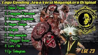 Full Album Gending Jawa Versi || Jaranan Mayangkoro Original