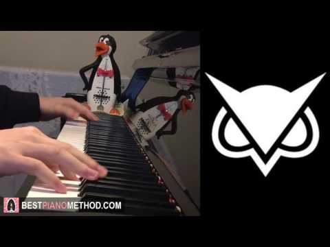 VanossGaming Outro  Afterglow  Reaktor Piano   Amosdoll