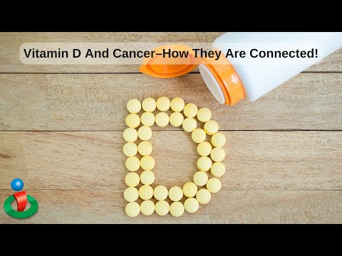 Cancer and Vitamin D–Know How They Are Connected!