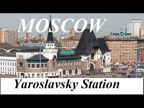 Russia/Moscow/Yaroslavsky Station (TRANS SIBERIA/Km 0 Point)  Part 15