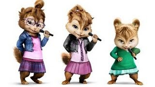 Miley Cyrus- Wrecking Ball (chipettes)