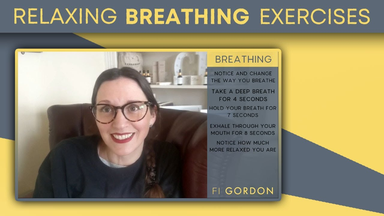 Relaxing Breathing Exercises