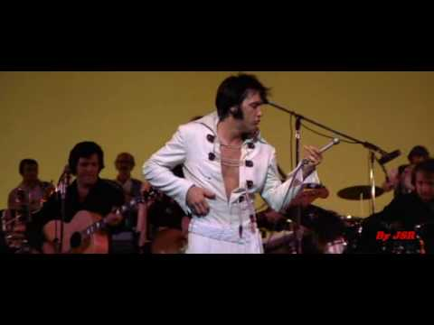 Elvis Presley Blue Suede Shoes 1970 HQ