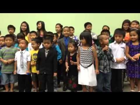 ILEC sunday school action song
