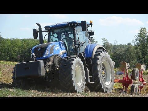 New Holland T7.315 Heavy Duty   Quadrivomere Moritz
