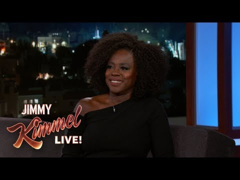 Viola Davis Wants Her Daughter to Kick Some Ass