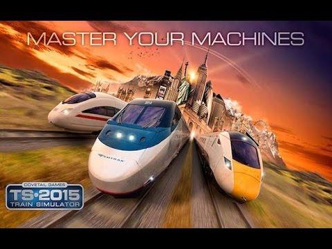 где скачать и как установить Train Simulator 2015
