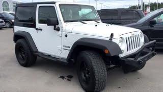 Northland Dodge | USED 2011 JEEP WRANGLER SPORT 4X4 3.8L V6 6 SPEED MANUAL  16C18123X10